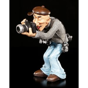 Funny Job: Fotografo