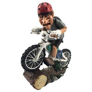 Funny Sports: Mountainbiker