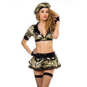 Militär Soldatin - Armee