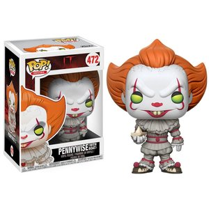 POP! - Stephen Kings Es: Pennywise with Boat
