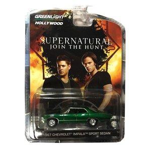 Supernatural: 1/64 1967 Chevrolet Impala Sedan
