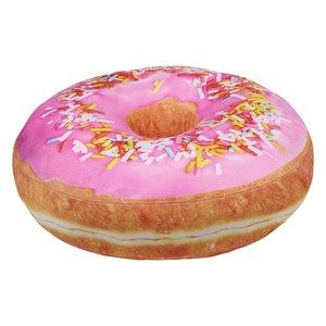 Donut con sprinkles