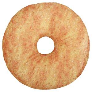 Donut Glasur pink mit Sprinkles