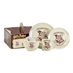 Harry Potter: Hogwarts (4er Set)