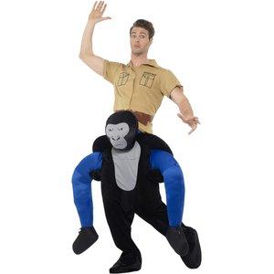 Huckepack - Piggyback: Gorilla