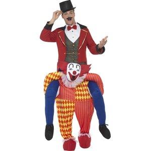 Huckepack - Piggyback: Clown