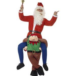 Huckepack - Piggyback: Elf