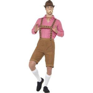 Oktoberfest - Bayerischer Mann