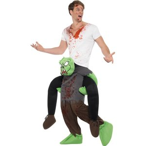 Huckepack - Piggyback: Zombie