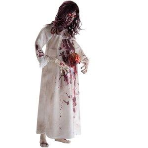 Animatronics: Zombiefrau mit Aliengeburt