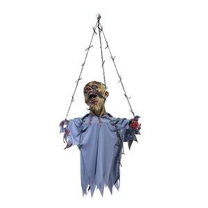 Hängender Zombie