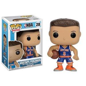 POP! Sports: NBA Kristaps Porzingis (New York Knicks)