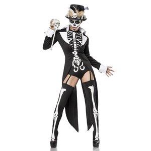Voodoo-Priesterin - Skelett
