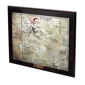 Lo Hobbit: Carta di Thorin