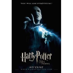 Harry Potter: And the Order Of the Phoenix