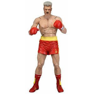 Rocky: Drago (rote Shorts) Serie 2