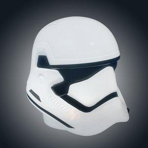 Star Wars: First Order Stormtrooper - 3D LED