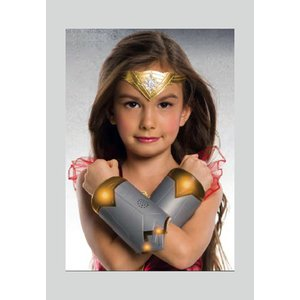 Wonder Woman: Armschienen