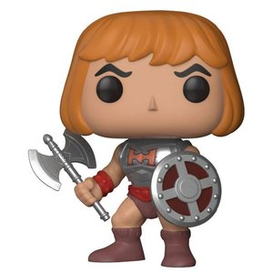 POP! - Masters of the Universe: He-Man Battle Armor