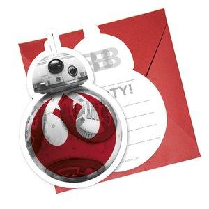 Star Wars - Episode VIII: BB-8 (6 pezzi)