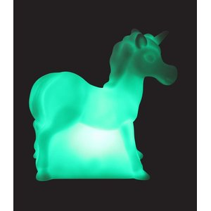 Einhorn mit Farbwechseleffekt