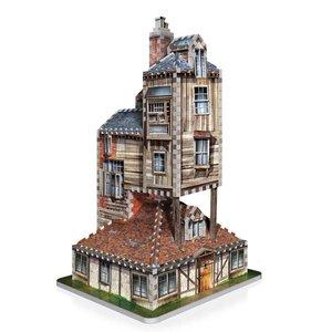 Harry Potter: The Burrow 3D (Casa di Weasley's - 415 pezzi)