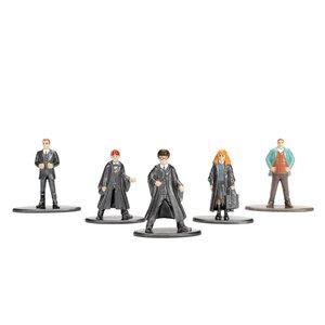 Harry Potter: Nano Metalfigs - Diecast 5er Set (A)