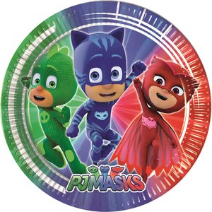 PJ Masks: Medium (8er Set)