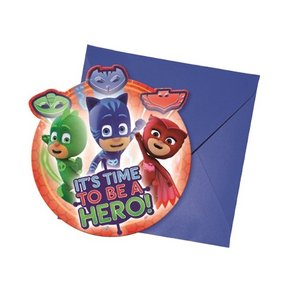 PJ Masks: Party (6er Set)
