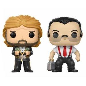 POP! - WWE: IRS & Million Dollar Man