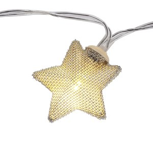 Sterne - Deluxe Metallic Stars