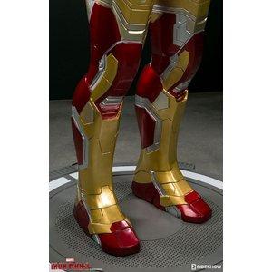 Iron Man 3: Iron Man Mark 42 - Life-Size