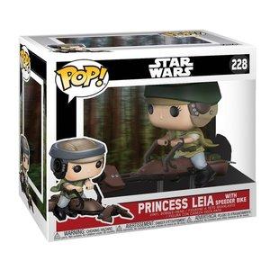 POP! - Star Wars: Leia Speeder Bike