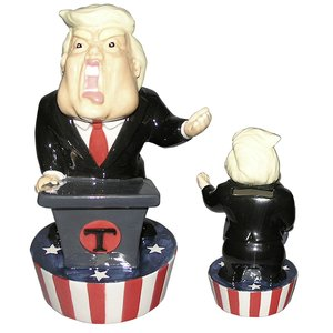 The President - Donald Trump