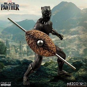 Marvel Universe figurine 1/12 Black Panther 17 cm