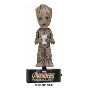 Avengers - Infinity War - Body Knocker: Groot