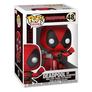 POP! - Deadpool: Deadpool & Scooter