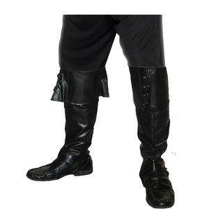 Piraten Gamaschen Deluxe - Stiefelstulpen