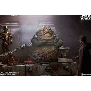 Star Wars Episode VI: Jabba the Hutt & Throne Deluxe