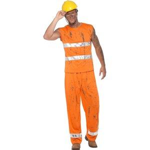 Minenarbeiter - Bergarbeiter - Strassenbauer