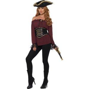 Piratenbluse - Deluxe