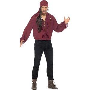 Camicia Pirata