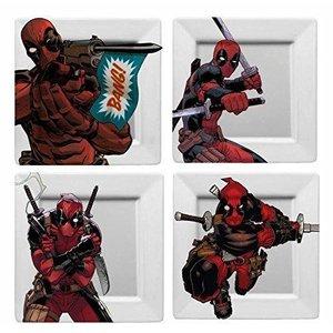 Marvel Comics: Deadpool - BANG! (4er Set)