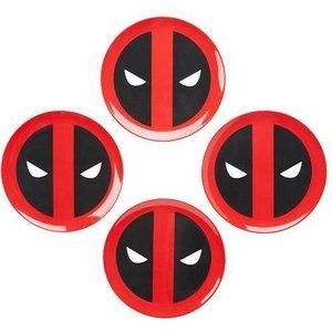 Marvel Comics: Deadpool (4er Set)