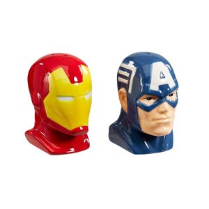 POP! - Marvel Comics: Iron Man & Captain America
