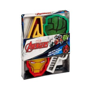 Marvel Comics: Avengers (4er Set)