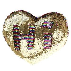 Pailletten-Herz