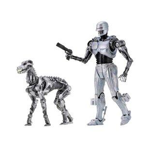 Robocop vs Terminator: EndoCop