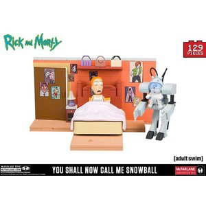 Rick and Morty: Call me Snowball