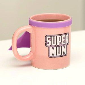 Super Mum avec Cape